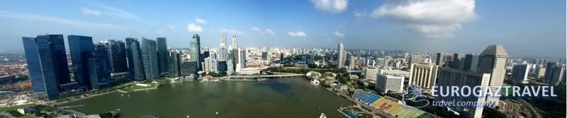 Панорама Сингапур-1